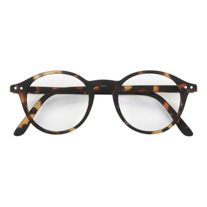 Stylish Unisex Tortoise Shell Reading Glasses #E