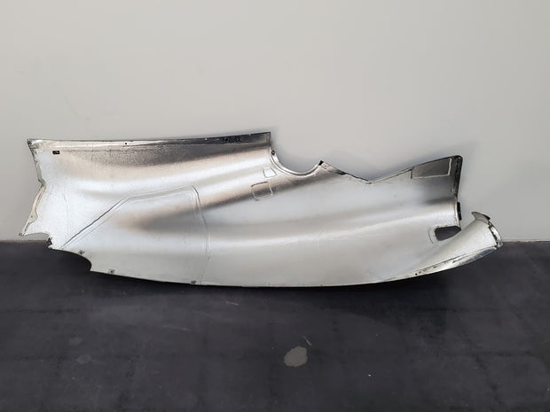 2010-2011 Rubens Barrichello Williams FW33 Body Panel - Formula 1 Memorabilia