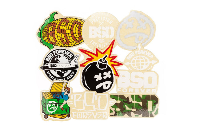 BSD sticker pack