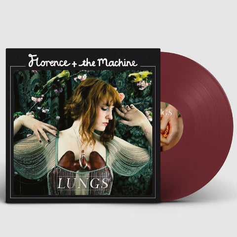 LUNGS COLOURED VINYL