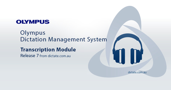 Olympus AS9002 Transcription Module