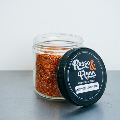 Smoked Chili Rub