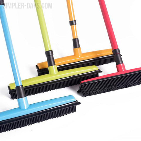 Our Miracle Broom is available in multiple colours like Red, Blue, Green and Yellow.