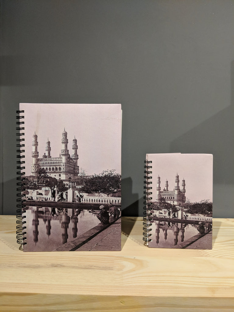 Wiro Notebook Charminar
