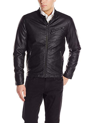 U.S. Polo Assn. Men's Cafe Moto Jacket