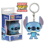 Disney Lilo & Stitch Stitch Pop! Vinyl Key Chain