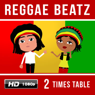 Reggae Beatz 2 Times Table Video