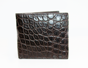 Mens Alligator Wallet