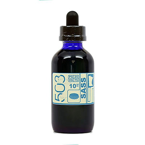 Sass High VG - Sarsaparilla Root Beer E-Juice by 503 e-Liquid