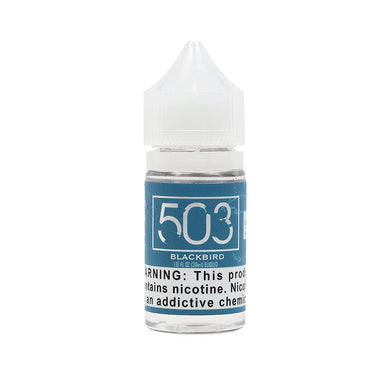 Blackbird Salt Nicotine Vape Juice by 503 eLiquid