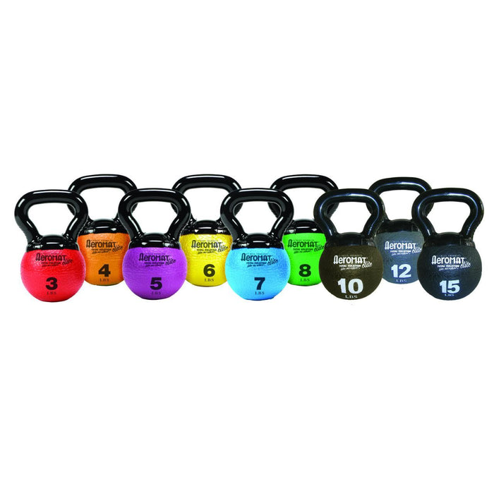 Aeromat Elite Mini Kettlebell Medicine Ball