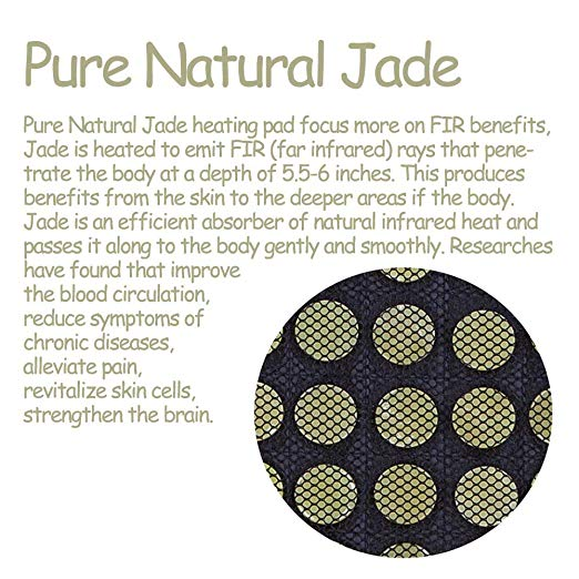 UTK Natural Jade Pad-Small