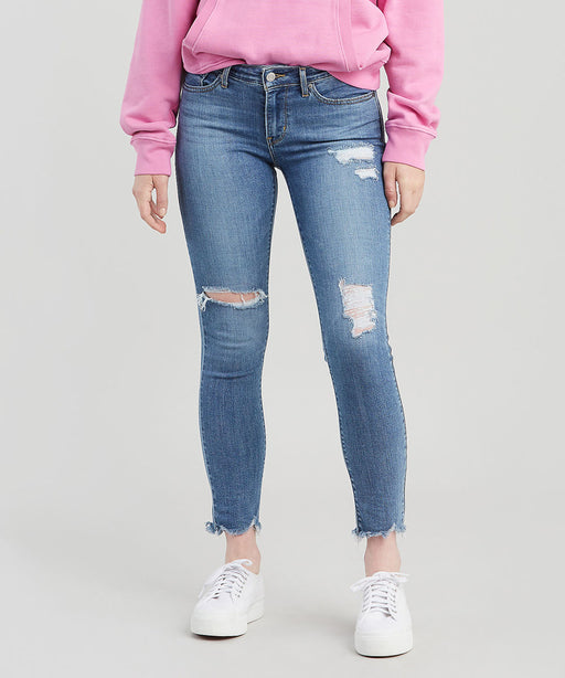 Levi 711 Ankle Skinny Jeans - All or Nothing