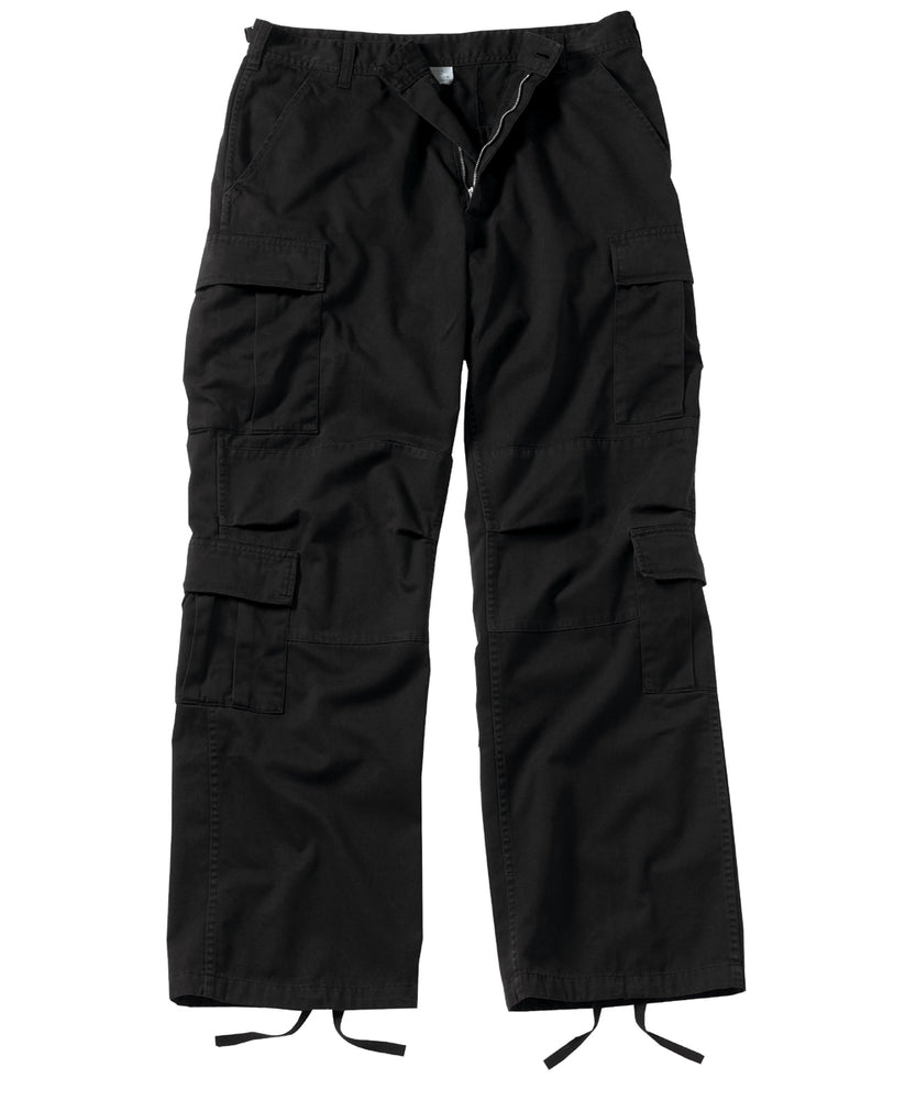 Rothco Vintage Paratrooper Fatigue Pants – Black