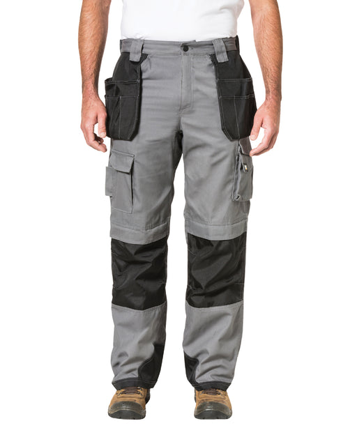 Caterpillar C172 Trademark Trouser (with holster pockets) – Grey