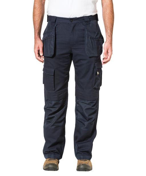Caterpillar C172 Trademark Trouser (with holster pockets) – Navy