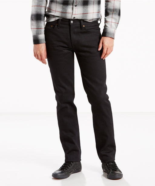 Levi's Men's 511 Slim Fit Jeans – Made in the USA – Black Denim