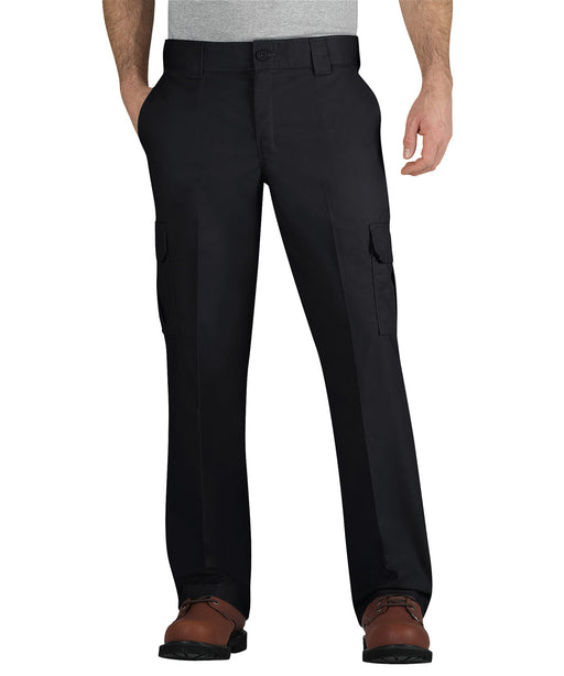 Dickies WP595 Regular Fit Twill Cargo Pant - Black