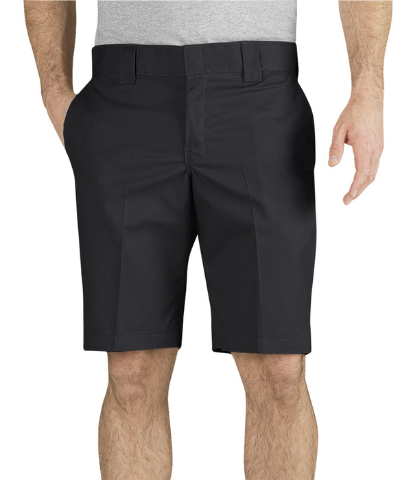Dickies 11-inch Slim Fit Shorts - WR849 - Black