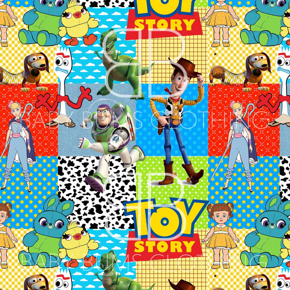PREORDER TOYS BLANKET - Baby Bums Clothing