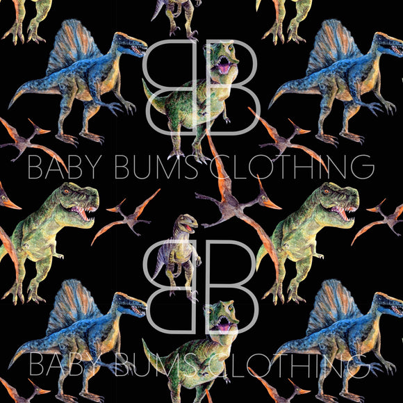 PREORDER DINOSAUR BLANKET - Baby Bums Clothing