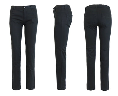 Juniors Skinny Pants - Boston School Uniform