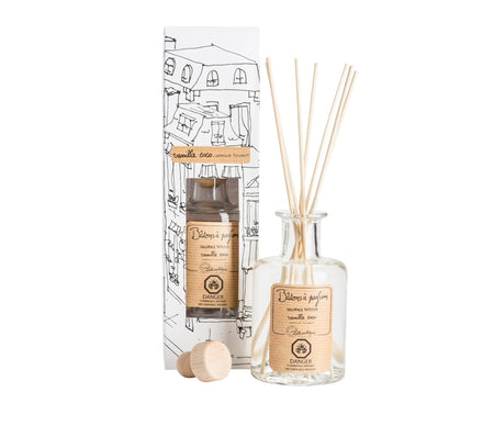 Lothantique 200mL Fragrance Diffuser Vanilla Coconut