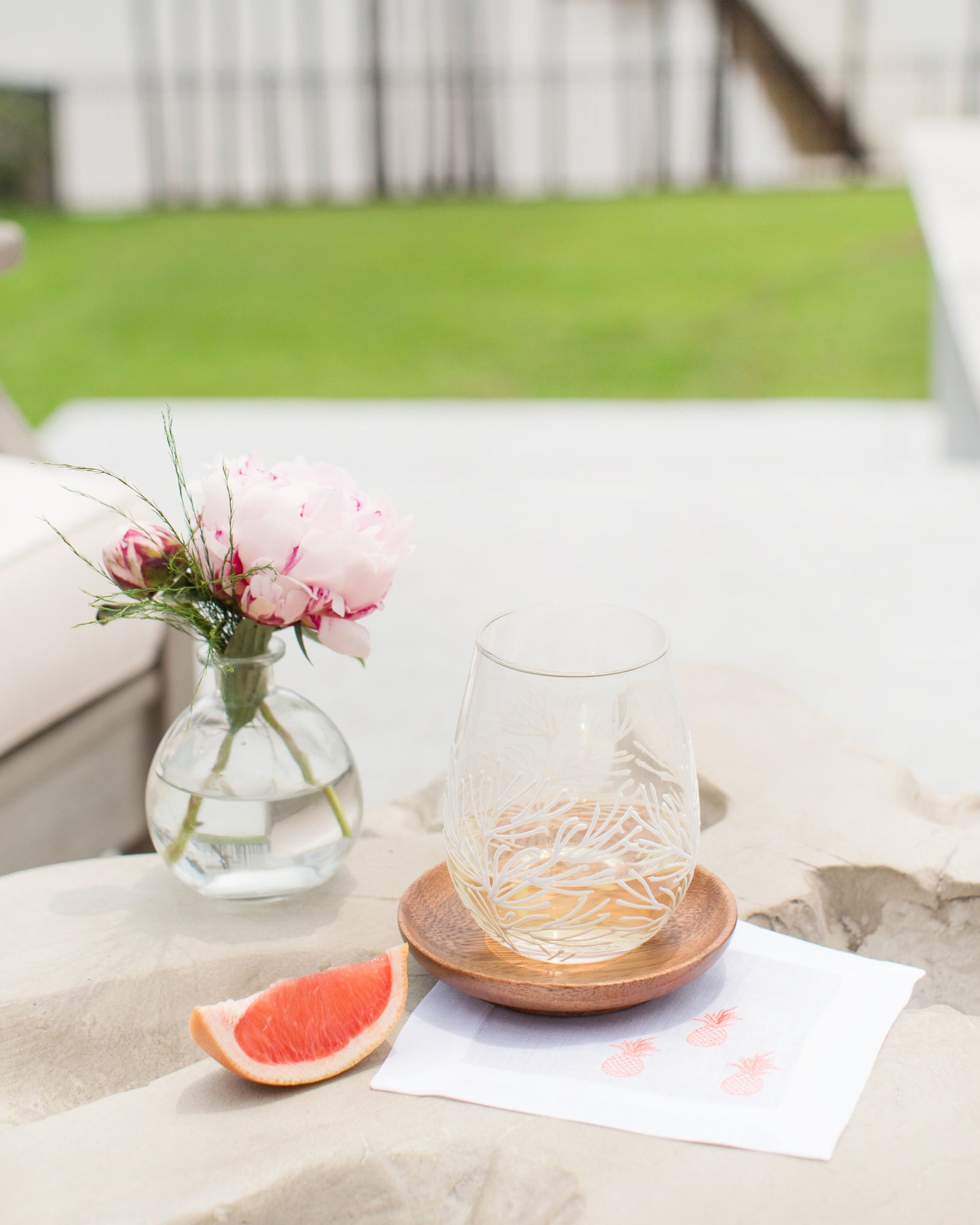 Beautiful Summer Party Tableware Made for Mingling featured by top Gift Box, Mostess