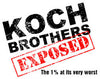 Koch Brothers Exposed DVD Documentary