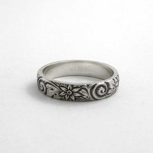 Floral & Swirl Pattern Band - TheExCB