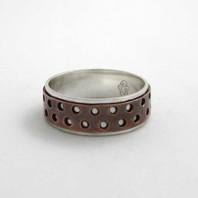 Perforated Ring - TheExCB