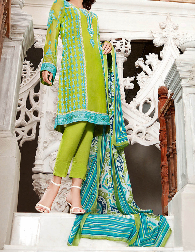 WGL-059 3PC Suit - Komal's
