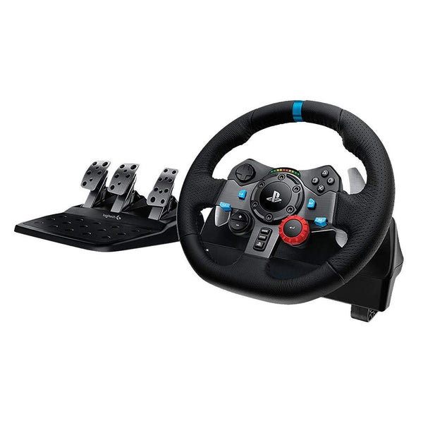 PlayStation - Logitech G29 Driving Force Steering Wheel & Pedal