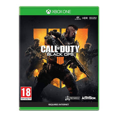 Call of Duty Black Ops IIII For Xbox One - Region 2 ( Arabic )