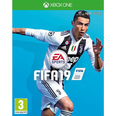 FIFA 19 For Xbox One - Region 2 ( Arabic )