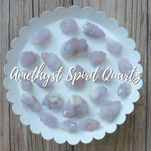 Amethyst Spirit Quartz Collection from Simply Affinity