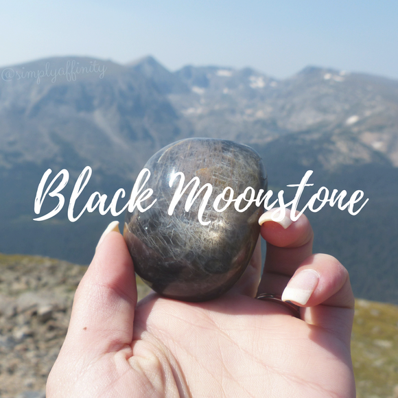 Black Moonstone Collection from Simply Affinity