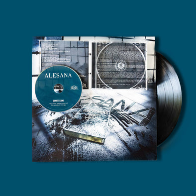 "Alesana - ""Confessions"" Vinyl and CD Bundle"