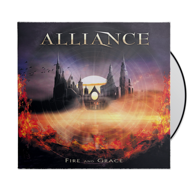 "ALLIANCE ""FIRE AND GRACE"" CD"