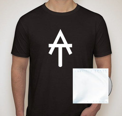 American Tears - Album Shirt and CD Bundle *Pre-Order*