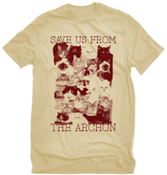 "Save Us From The Archon ""Cats"" Shirt"