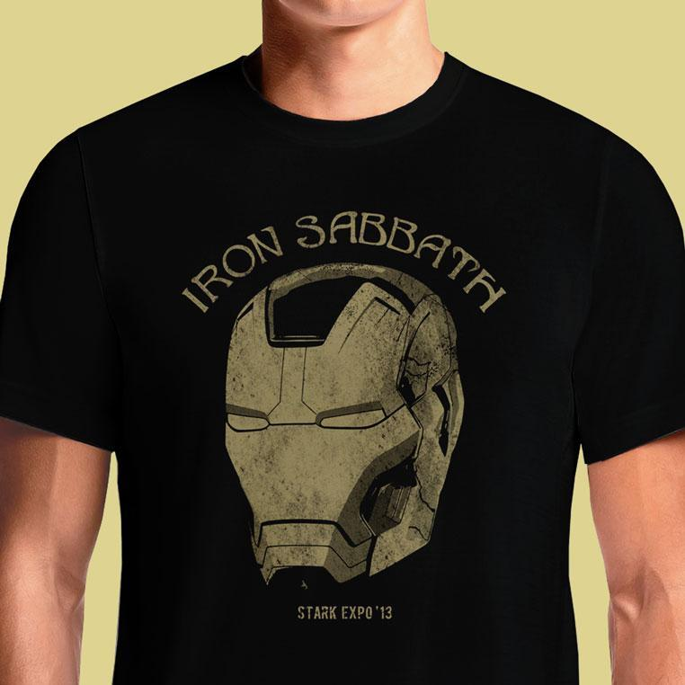 Iron Sabbbath  - Buy Cool Graphic T-shirt for Men Women Online in India | OSOM
