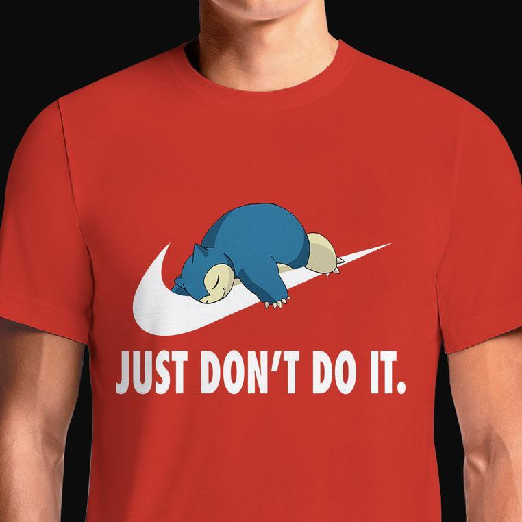 Just Don't Do It  - Buy Cool Graphic T-shirt for Men Women Online in India | OSOM