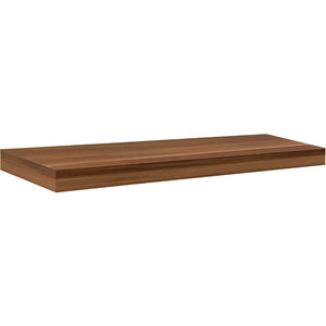 Dolle BIG BOY Floating Shelf - Walnut - 45.25""