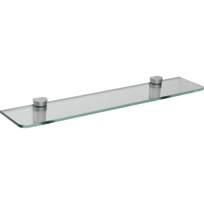 GLASSLINE/Bin Standard Clear Glass Shelf Set - 24