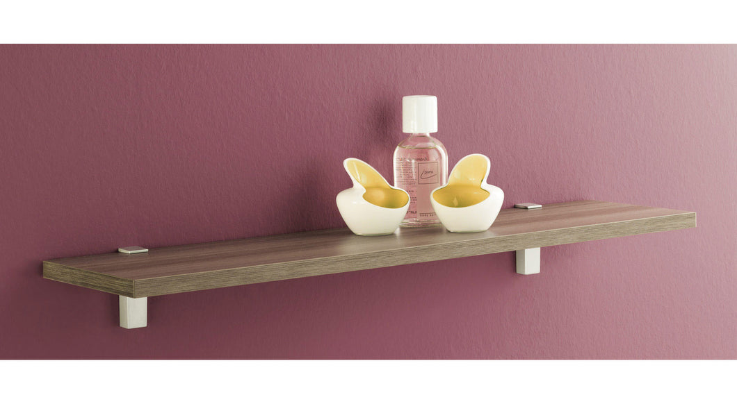 Dolle Wooden Wall Shelf - LITE Driftwood 23.5 x 10