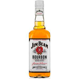 Jim Beam White 40% 1.0L