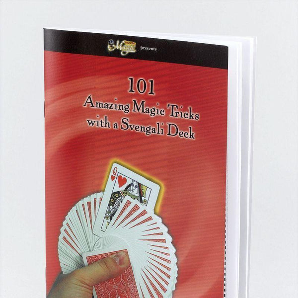 101 Magic Tricks Book For S/Deck (Magic And Conjuring) - Unisex - One Size