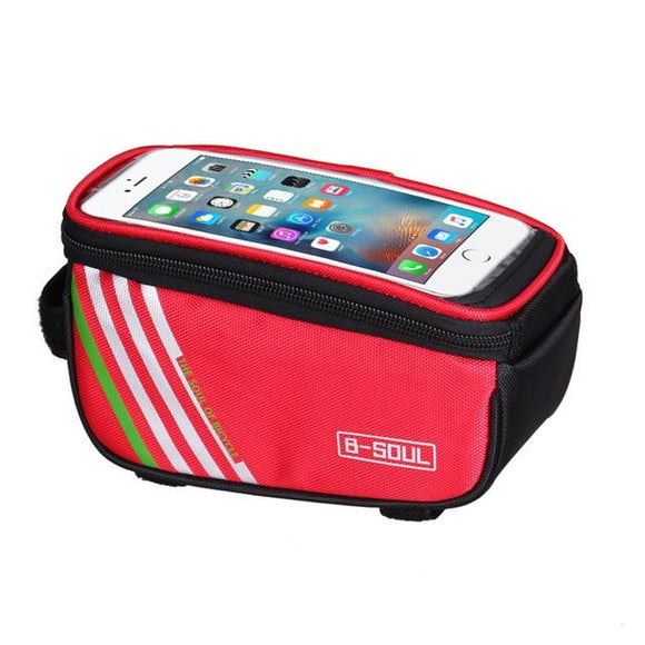 Touchscreen Bicycle Bag
