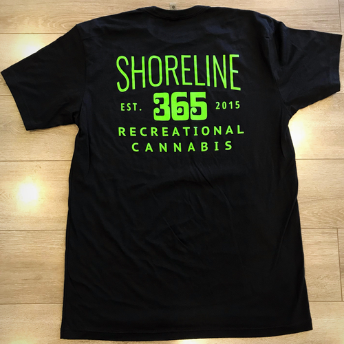 365 Short Sleeve T-Shirt - Shoreline